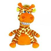 iCandy Gordon Giraffe Bluetooth Speaker in Brown and Orange