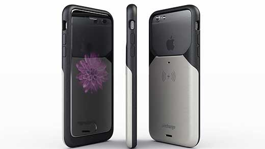 Aircharge - Wireless Charging Case for iPhone