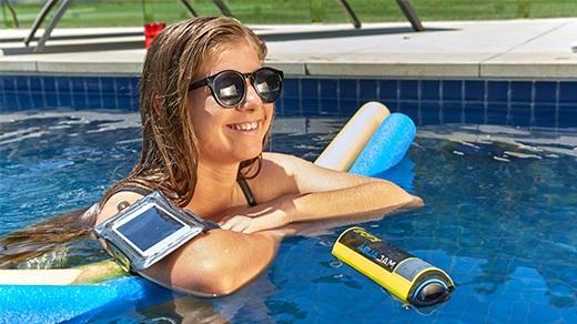 Aquajam - Fully Waterproof Armband