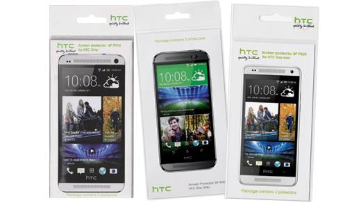 HTC - Screen Protectors
