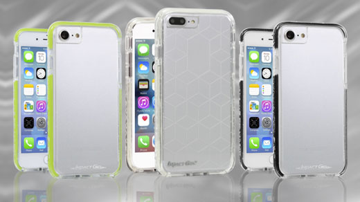 Impact Gel - Impact Gel Cases for Apple and Samsung