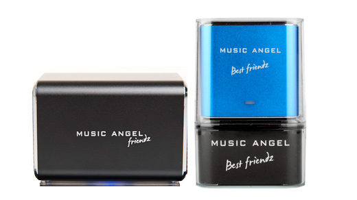Music Angel - The Ultimate Compact Social Speaker