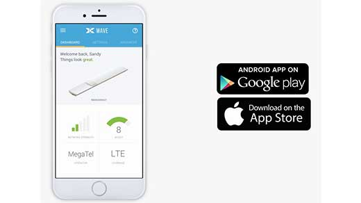 Nextivity - Activate, Optimize, and Manage Cel-Fi products with the Wave App