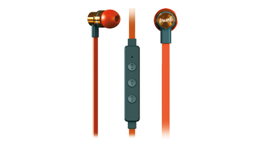 Pump Audio - PUMP Audio MIX Wireless Earphones