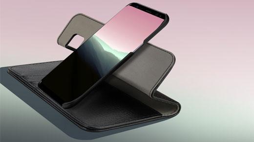 Redneck - Duo Wallet Folio with Detachable Slim Case
