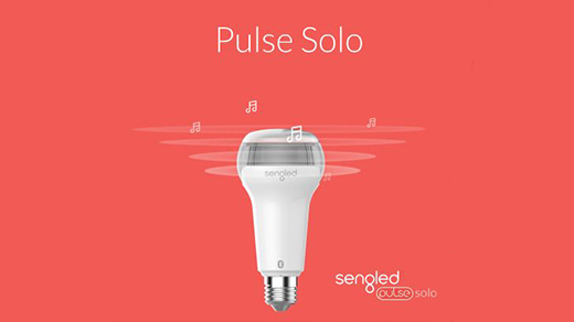Sengled - Pulse Solo - Single LED Bulb with Integrated JBL Bluetooth Speaker