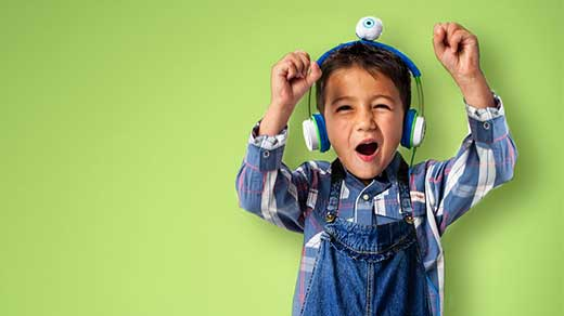 iFrogz - Kids Little Rockers Headphones