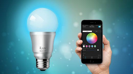iLuv - Smart App Controlled Lighting